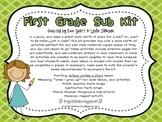 First Grade Sub Kit