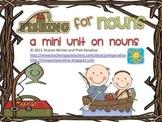 Fishing for Nouns:  A Mini Unit on Nouns