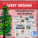 Regions of the United States: West, Informational Text (5