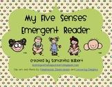 Five Senses Emergent Reader