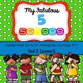 Five Senses Journeys 2014
