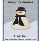 Five Senses Snowman Book