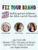 Fix Your Brand and Take Your Store to the Next Level {TpT