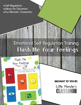 Feelings Cards - Flash me your Feelings