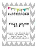 Flashbacks First Grade Unit 4 Reading Street