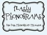 Flashy Phonograms PowerPoint
