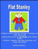 Flat Stanley Original Activies and Games by Mary Rosenberg