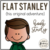 Flat Stanley {a book study}