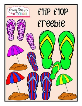 Flip Flop Freebie!