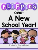 Flipping Over a New School Year!  (A No-Prep First-Week Fl