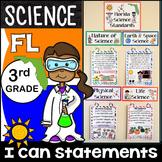 Florida Science Standards - 3rd Grade