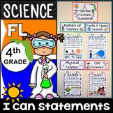 Florida Science Standards - 4th Grade