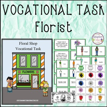 Florist Vocational Task