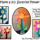 FLOWER CRAFT  {Original Flower Pattern}