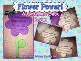 Flower Power! {A Springtime Book Report Craftivity}