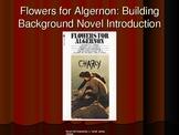 Flowers for Algernon  Powerpoint w/ Text Intro & Literary
