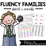 Fluency Families {short i words}