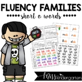 Fluency Families {short o words}
