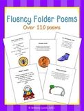 Fluency Folder Poems