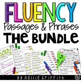 Fluency Passages & Phrases {The BUNDLE}