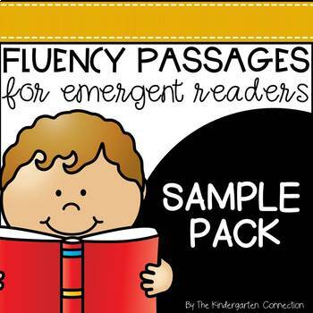 https://www.teacherspayteachers.com/Product/Fluency-Passages-for-Early-Readers-SAMPLER-1686558