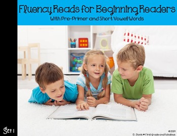 Pre-Primer Fluency Reads-First Grade and Fabulous