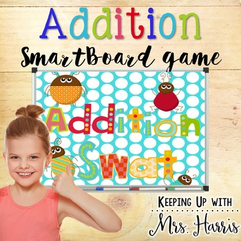 Fly Swat Addition Game - SmartBoard