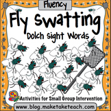 Dolch Sight Words - Fly Swatting Sight Words