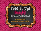 Fold it Up! BUNDLE of Middle School Math Foldables