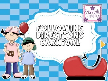 Following Directions Carnival