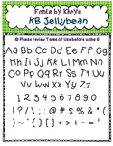 FREE Font - Personal or Commercial Use: KB Jellybean