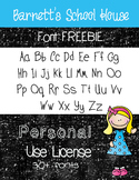 Free Fonts - Personal & Non-Commercial Use