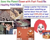 Food Industry & Health MINI UNIT: 38 Files = 7 Lessons, Vi