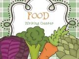 Food, glorious food - A Writing Center