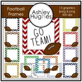 FREE Football Frames {Graphics for Commercial Use}