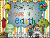 For The Love Of The Earth {10 Literacy Centers}