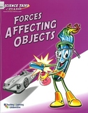 Forces Affecting Objects:  Science Tasks with Otis & Flask