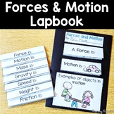 Forces and Motion Lapbook {flip book}: for Science
