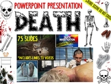 Forensic Science – Death PowerPoint Presentation
