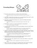 Formatting Dialogue Handout
