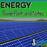 Forms of Energy PowerPoint and Notes