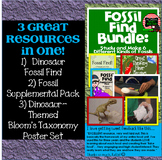 Fossil Find!  (Explore and Create: 6 Types of Fossil Formation)