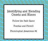 Fountas and Pinnell Follow the Path Game Beginning