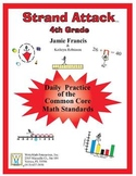 4th Grade Common Core Math - Daily Math Practice - FULL YEAR