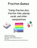 Fraction Center Games