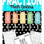 Fraction Math Centers