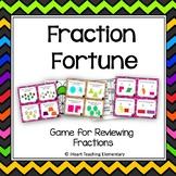 Fraction Fortune