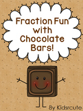 Fractions Fun with Hershey Bar Printables~ Posters, Activi