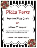 Fraction Pizza Activity