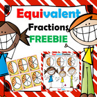 Fractions Free- Equivalent Fractions Poster
